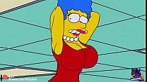 Los pechos de Marge (Latino)