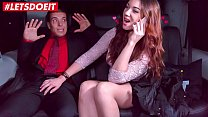 VIP SEX VAULT - Valentine's Day Betrayal Turns Into Fucking Taxi Driver