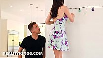Teens love Huge COCKS - (Ashly Anderson, Jessy Jones) - Surprise For The Party Planner - Reality Kings 10 min