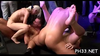 Sexy party sex