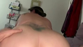 Fucking my coworker right after our shift at her place
