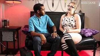 Banging the Tutor - Blowjob Sextape