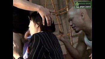 Bắt Cóc Hiếp Dâm Em Gái Xinh Văn Phòng Nhật Bản Trong Căn Nhà Hoang