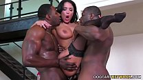 Anissa Kate Enjoys Anal Sex And Dp With BBC - Cuckold Sessions