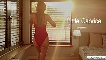 Milena Maria Show us her wet tiny pussy - LittleCaprice.com 91 sec
