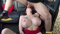 Fake Taxi Alexxa Vice plays The Good Wife Fantasy