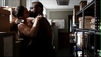 Taye Diggs bangs Emmanuelle Chriqui in backroom (m. in the First Sex Scene)