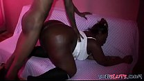 Princess - big black ass fucked