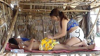 Asian Culture Vlog - Asian essential massage Part#1
