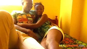 African Couple First Time Amateur Sex