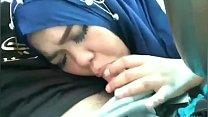 Bokep Indonesia | Hijab Blowjob