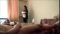 chambermaid gives the full service to the guest    FULL VIDEO =► http://ceesty.com/w2RUso