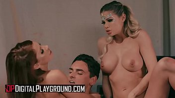 (Jessa Rhodes, Madison Ivy, Ryan Driller) - They Come In Peace Scene 4 - Digital Playground