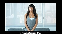 CastingCouch-X dumb whore porn casting