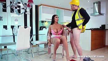 Private.com - British Beauty Ava Koxxx Fucks Hard Handyman!