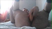 Double anal avec mes sextoys