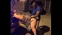 Brasileiros atrapalham americano que comia a gordinha