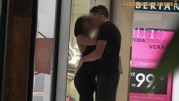 MONEY HUNGRY BRAZILIAN TEEN CHEATS ON HER HUSBAND BY GETTING FUCKED HARD