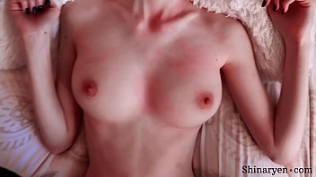 Young Girl Fingering Pussy and Pussy Fucking - Cum on Pussy - Shinaryen
