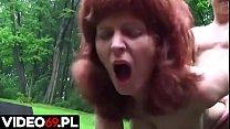 Polskie porno - Ruda MILF