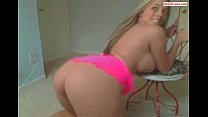 Young Blonde With Big Tits Camshow