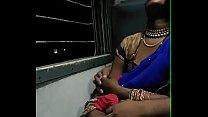 smooching a s. bhabhi in train