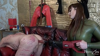Ass and Mouth Drilling - Rough and Intense Fuck by Vivienne l'Amour