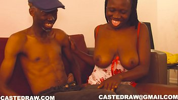 Suruka spb saved old nigerian pastor by making his dick hard as rock as he fucked this sexy petite milf with nice round natural tits