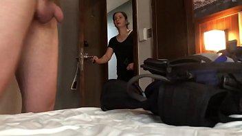 Hotel maid flash BEST Peteash sph 12 sec