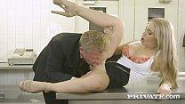 Private.com - Sexy Alessandra Jane Fucked By Throbbing Cock!