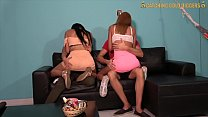 Three Real Sisters Get Fucked By A Strangers Who Picks Them Up From The Street For A Ride.. Crazy Foursome!