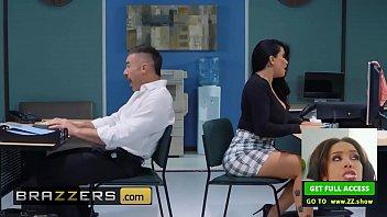 Big Tits at Work - (Romi Rain, Charles Dera) - Work Hard Fuck Harder - Brazzers