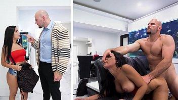 Alina Belle Dresses Like Slut For School, Angers Step Dad Jmac