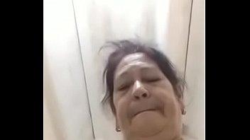 Abuela gorda vagina en interior ropa