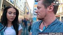 EroCom Date - Deutscher casting agent beim abschleppen von junger latina teen touristin in berlin