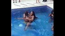 Pool party in kenya