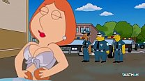 Sexy Carwash Scene - Lois Griffin / Marge Simpsons