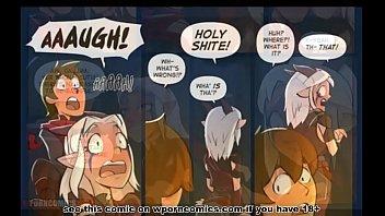 Porn comic Hung Princes and Horny Elves. wporncomics.com