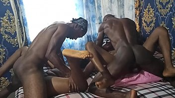When Youre A Real Slut U Bring your friends home to fuck together