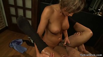 Military doctor fucked by shemale nurse