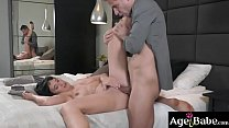 MILF Sissy wants more than a visit to Toby's new house, she wants to fuck