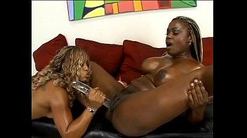 Gorgeous ebony goddess Yexes Dine invites black girl Coco Pink to organize amazing taco ticklers action