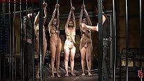 Slave auction II. First slave Bijou is sold.