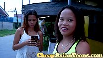 Asian Teen Pimped by Her Best Friend 1 - CheapAsianTeens.com