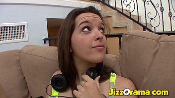 Jizzorama - Bored at Home, Lesbian Family Practice Rimjob