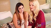 Lezzie BFF -  CHARLOTTE STOKELY x NATASHA MALKOVA Busty babes in Action 42 min