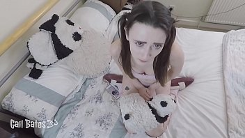 Preview: Step Dad catches Step Daughter masturbating and fucks her while Mum is out