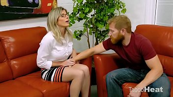 Paying husband's debts with her pussy - Cory Chase