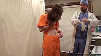 Private Prison Caught Using Inmates For Medical Testing & Experiments - Hidden Video! Watch As Inmate Is Used & Humiliated By Team Of Doctors - Donna Leigh - Orgasm Research Inc Prison Edition Part 1 of 19
