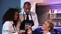 Moms Bang Teens - (Dana DeArmond, Scarlit Scandal) - Table For Three - Reality Kings 10 min